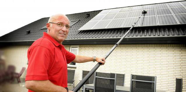 Solcellerengøring Thisted - Activ Rengøring