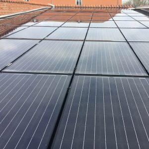 Solcelle rengøring - Activ Rengøring